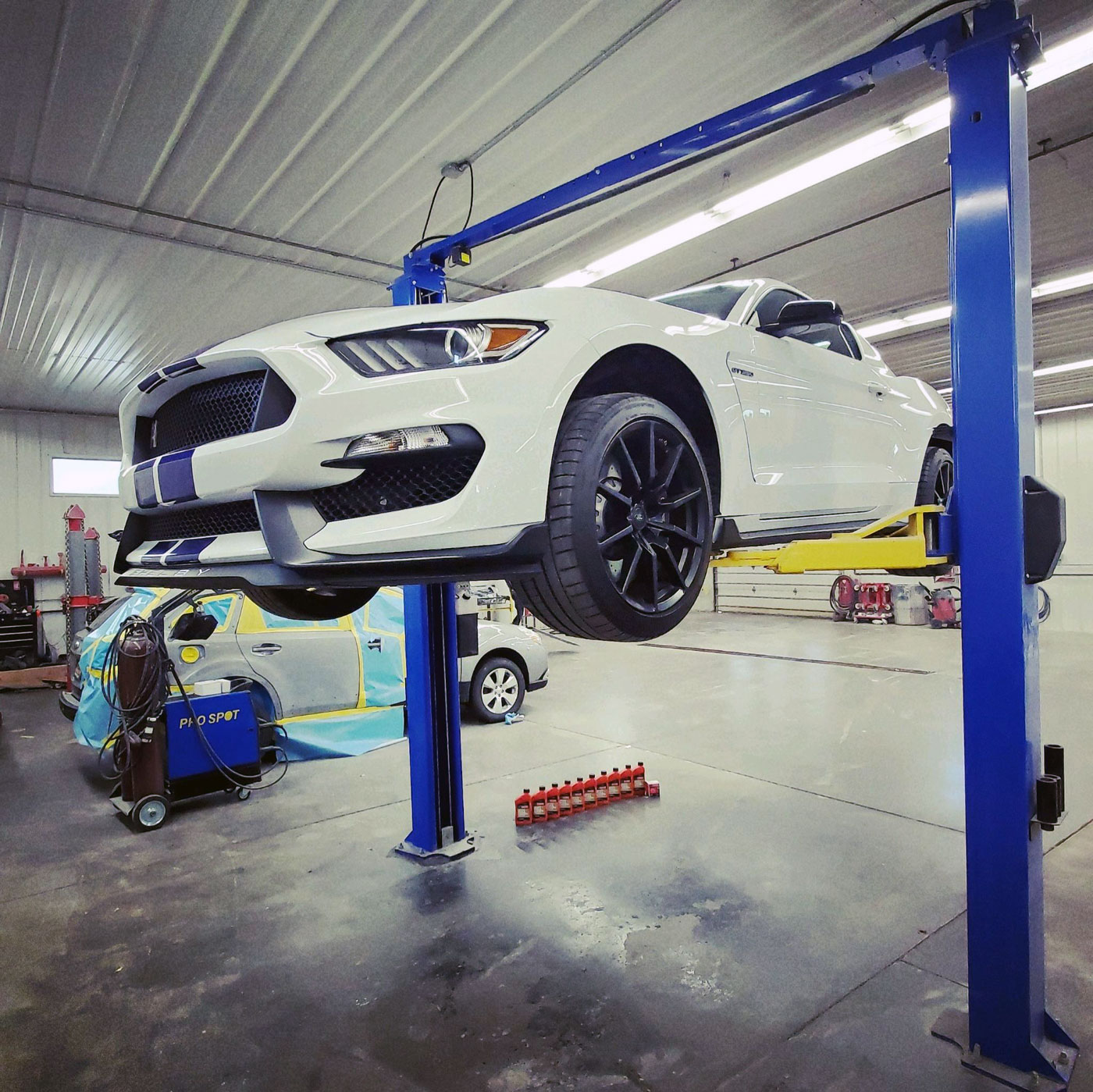 Sisson's Body Works Collision Repair Services